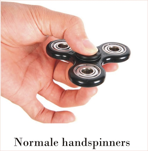 normale handspinners